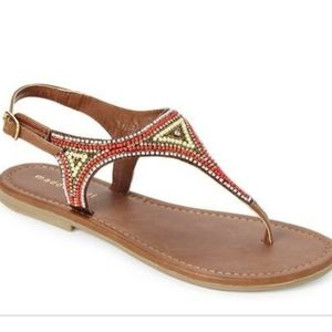 Madden Girl Riddlee Boho Sandals